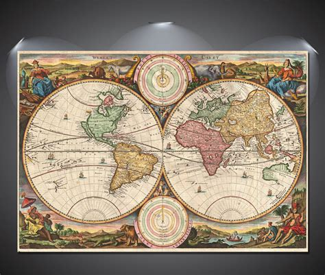 World Map 3 A0 ye world map large poster a0 a1 a2 a3 a4 sizes