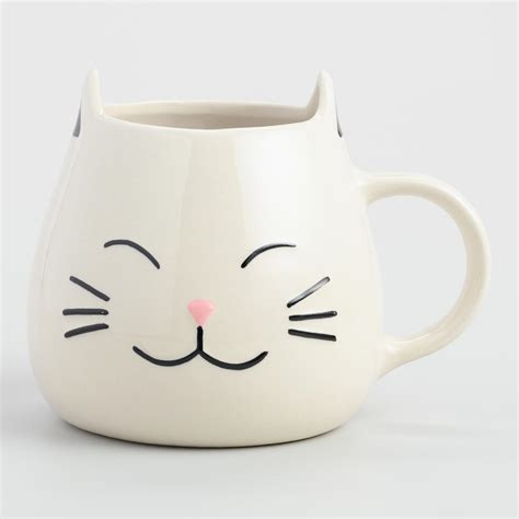 cat mug set of 2 world market