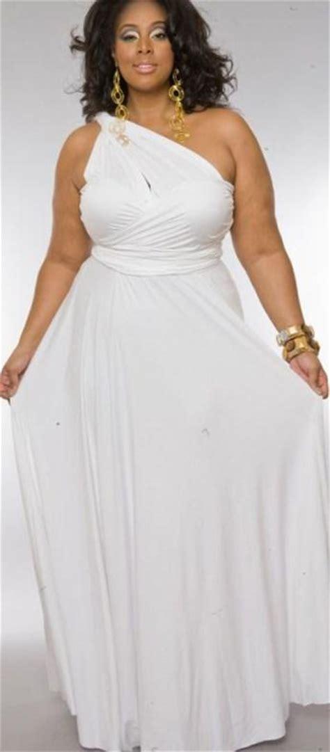 White Superbigsize by Plus Size Dress Pluslook Eu Collection