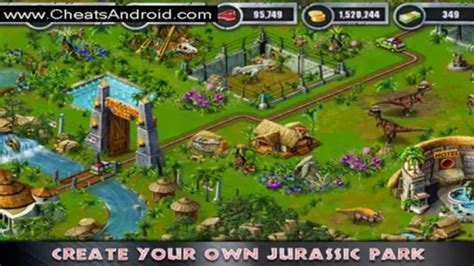 download game jurassic park builder mod for android jurassic park builder android hacks and cheats full game