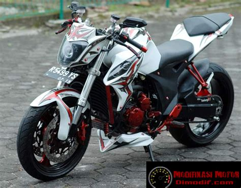 Sayap Sing Honda All New Cb150r Cb 150r Facelift Hitam Kanan Kiri foto modifikasi honda cbr 150r fi fighter