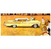 Sketchbook Historic Cars  1958 MERCURY Illustrazioni
