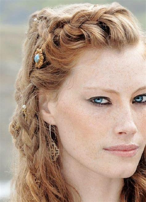 ancient viking hair styles vikings tv show inspiring hairstyles with braids viking