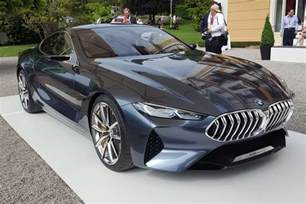 Bmw Vehicles It S Back Bmw Concept 8 Series Previews New Plush Coupe