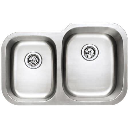proflo stainless steel undermount sink proflo pfuo907r stainless steel undermount basin