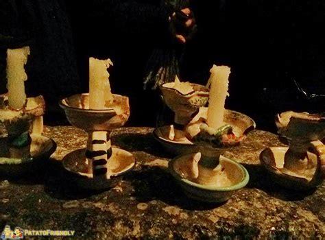 candele napoli cosa visitare a napoli napoli sotterranea