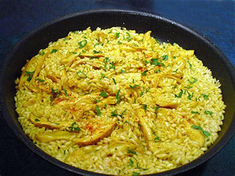 cuisiner les oronges risotto aux oronges la recette facile par toqu 233 s 2 cuisine