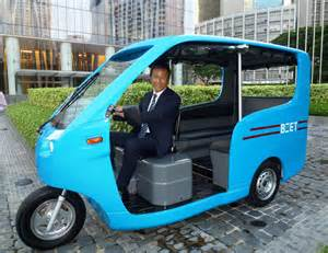 Electric Vehicles For Sale Philippines Firm Seeks To Market E Trikes In Philippines The Japan Times