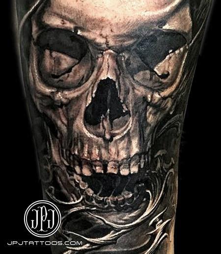 Tattoos Skull And Bones Detail 109174 Skull And Bone Tattoos