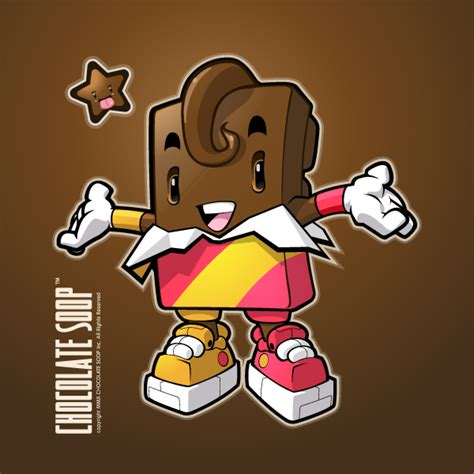 tutorial vector animation the making of a chocolate bar character