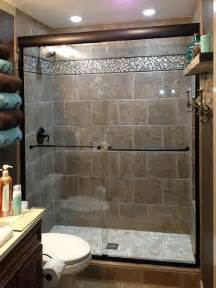 Bathroom Shower Ideas Pinterest by Upstairs Bath Conversion From Tub Shower To Shower With