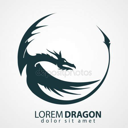 dragon stock vectors royalty free dragon illustrations