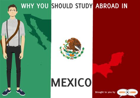 7 Reasons You Should Visit Mexico by 7 Reasons Why You Should Study Abroad In Mexico Listen