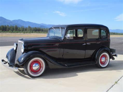 Chevy 4 Door by 1935 Chevy 4 Door Sedan