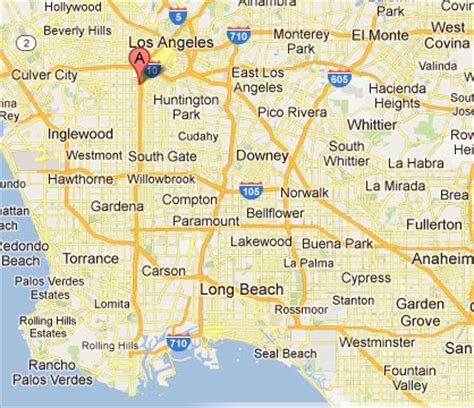 map of southern california colleges and universities cost 2 drive of southern california map