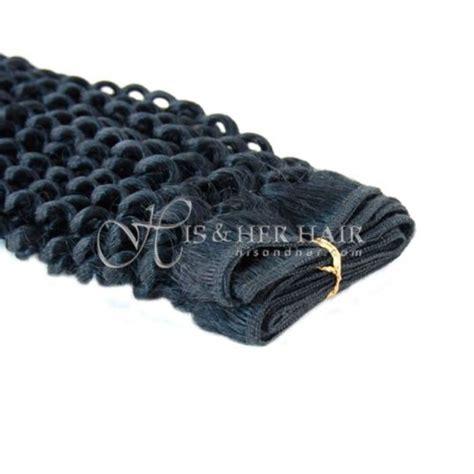 zig zag curl pattern natural hair extensions human hair wigs kinky twist