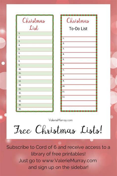 printable christmas wish list maker www imgkid com the