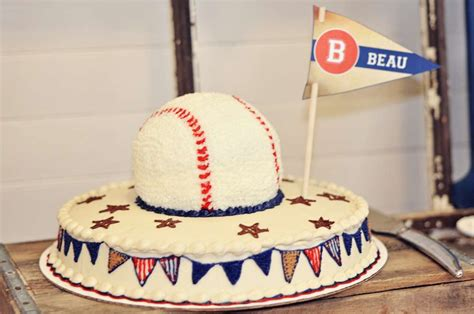 Vintage Baseball Baby Shower Decorations by Vintage Baseball Baby Shower Ideas Photo 14 Of 20