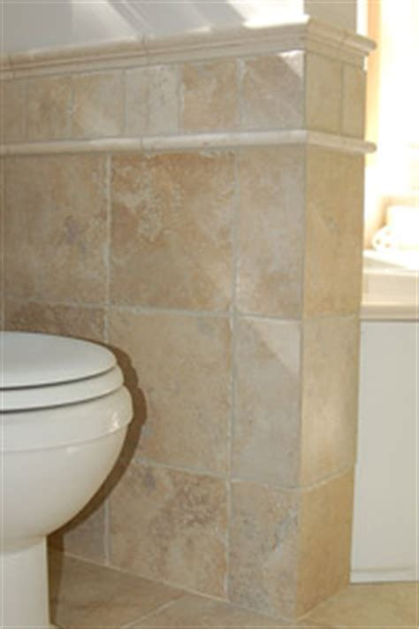 Bath Tile Wainscoting   Today's Homeowner