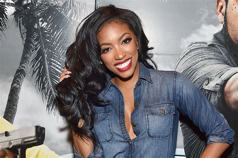 porsha williams porsha williams debuts hair photos the daily dish
