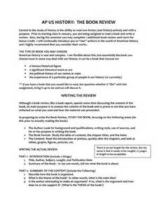 How To Write A Book Report College Level College Level Book Report Format