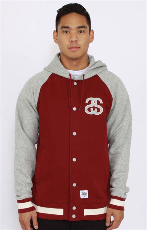 Hooded Baseball Jacket hooded baseball jacket outdoor jacket
