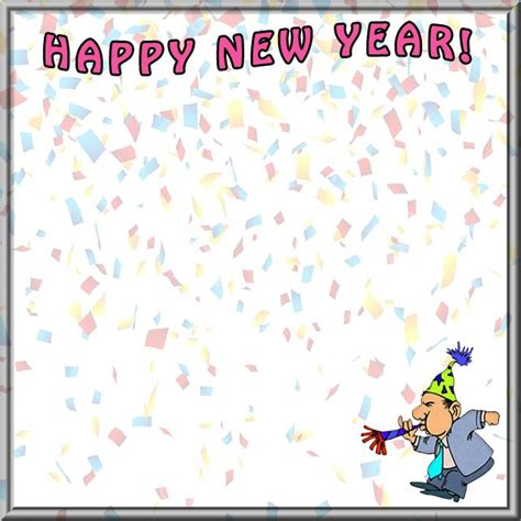 new year printable border free happy new year borders new year border clip