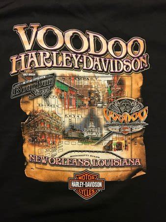 Harley Davidson New Orleans La by Voodoo Harley Davidson New Orleans La Omd 246
