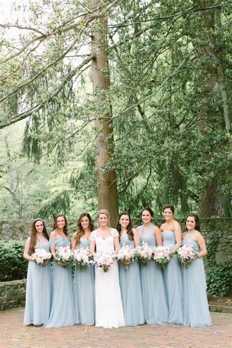 cheap light blue bridesmaid dresses best 25 light blue bridesmaid dresses ideas on