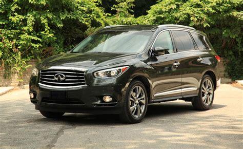 infiniti minivan 2013 infiniti jx35 awd review car reviews