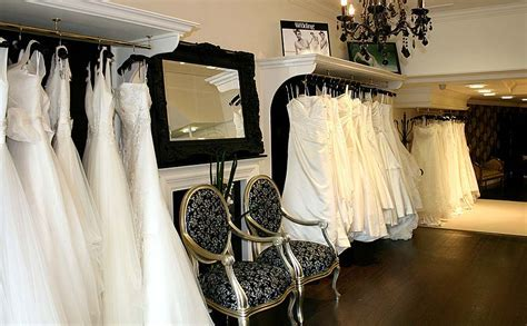 top wedding dress boutiques london
