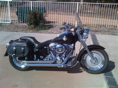 2005 15th Anniversary Fatboy ??   Harley Davidson Forums