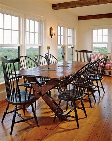 Looking For Dining Room Sets Antique 1860 Dining Room Set I This Rustic Looking Table We Already These Chairs
