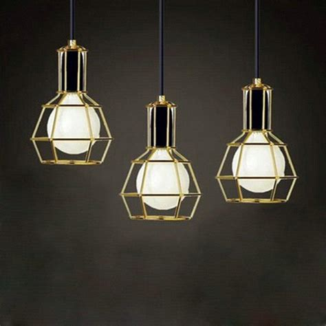American Vintage Edison Pendant Ls Chrome Bulb Holder Modern Hanging Pendant Lights