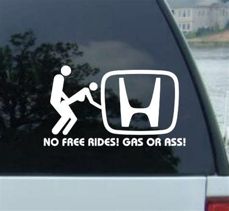 Honda Killer Sticker by Funny Honda Civic Stickers Www Imgkid The Image