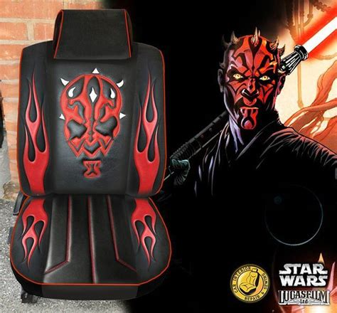 wizard upholstery custom star wars seat covers are so wizard
