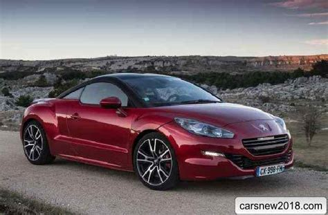 Peugeot Coupe 2019 by Coupe 2018 2019 Peugeot Rcz R News Reviews