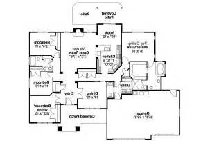 Craftsman House Floor Plans by Craftsman House Plans Goldendale 30 540 Associated Designs