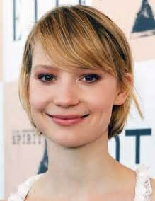 bob haircuts for side bangs 20 great short haircuts for women short hairstyles 2016