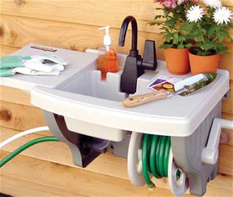 backyard gear water station plus outdoor sink outdoor sink station