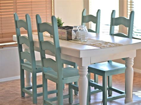 painted dining room furniture enchanting white painted dining table and chairs 90 on