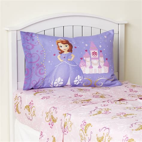 disney sofia the s sheet set home bed
