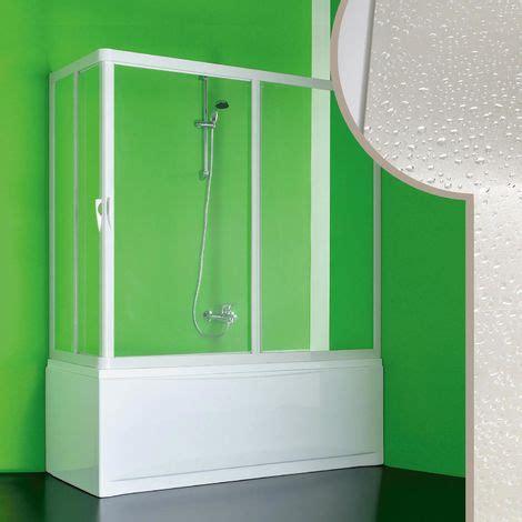 baignoire 80x170 cabine pare baignoire en acrylique mod nettuno