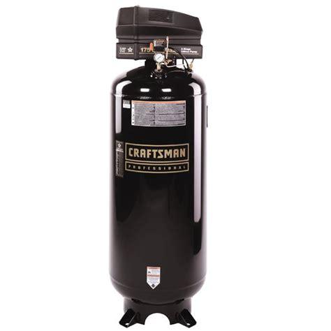 craftsman professional  gal air compressor  hp