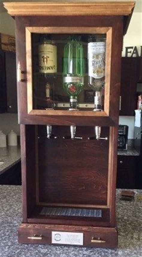 Diy Mini Bar Cabinet Mini Bars Bar Cabinets And Cabinets On