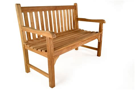 bench company sandringham two seater teak bench grade a teak furniture