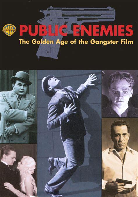 gangster film history public enemies the golden age of gangster film 2008
