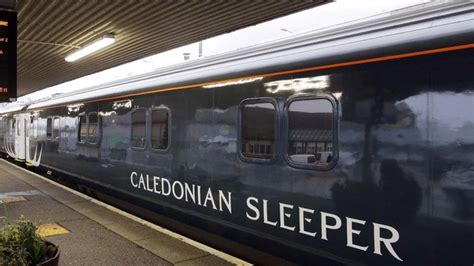 Glasgow Sleeper by Scottish Sleeper Trains Halted By Rmt Strike News