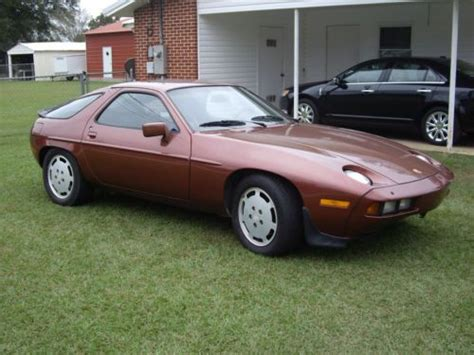 automobile air conditioning repair 1986 porsche 928 windshield wipe control buy used 1986 porsche 928s in daleville alabama united states
