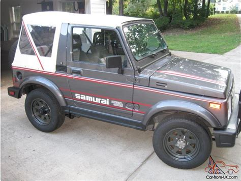 jeep samurai for sale 100 jeep suzuki samurai for sale 1987 suzuki